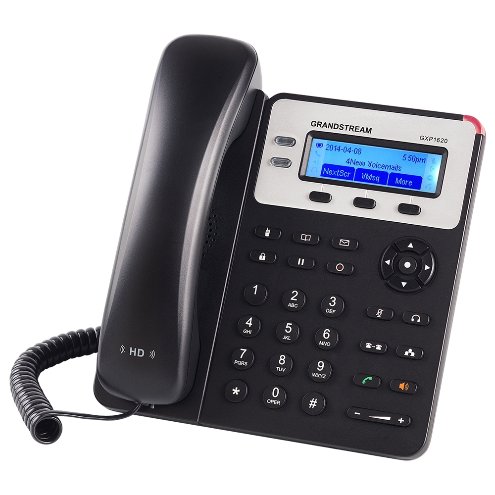 Grandstream GXP1620/GXP1625 HD IP Phone